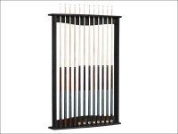 Brunswick Gold Crown Wall Cue Rack