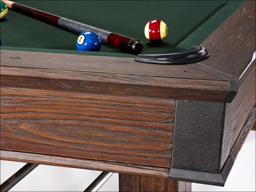 Brunswick Canton Pool Table - Click Image to Close