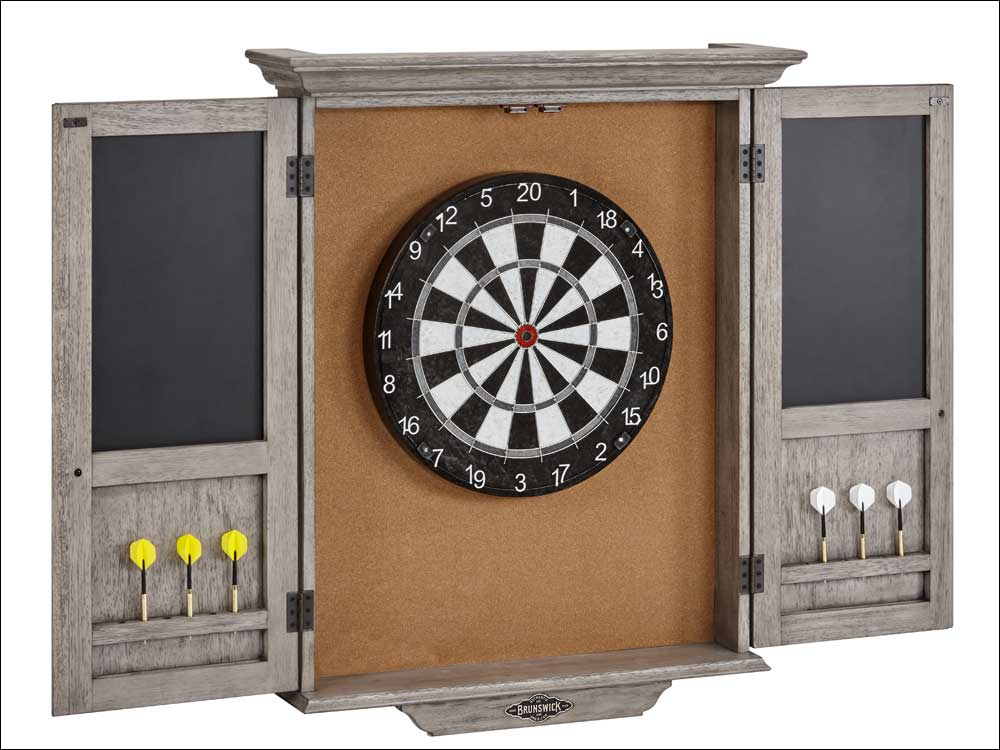 Brunswick Dartboard Cabinet - Click Image to Close