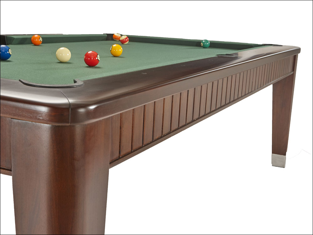 Brunswick The Henderson Pool Table - Click Image to Close